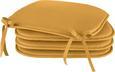 Sedežna Blazina Klaus - rumena/gozdni sadeži, tekstil (38/38/2cm) - Mömax modern living