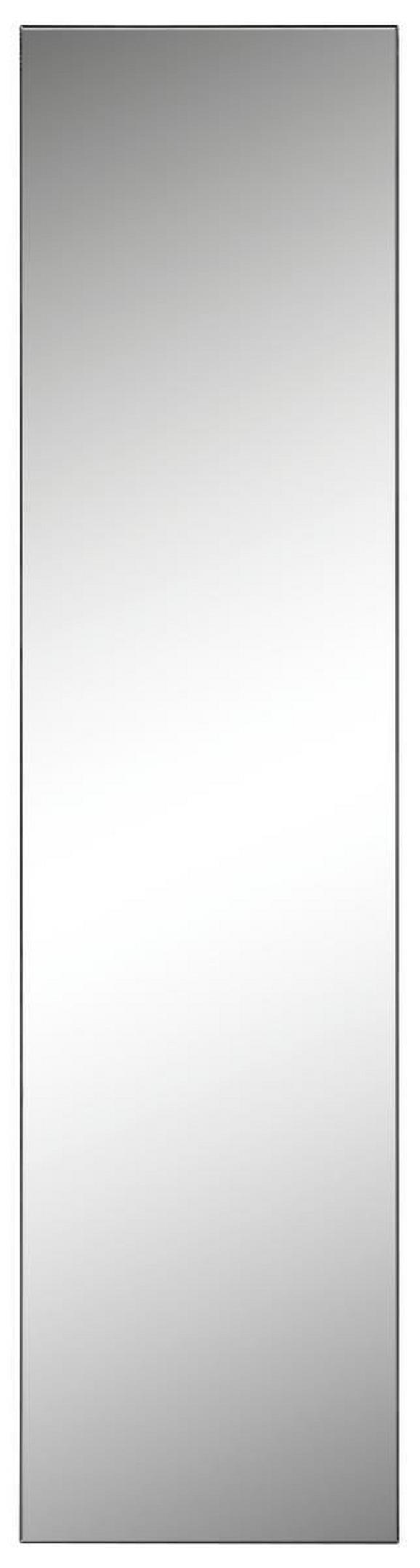 Fazettázott Tükör Messina - Ezüst (35/140cm)