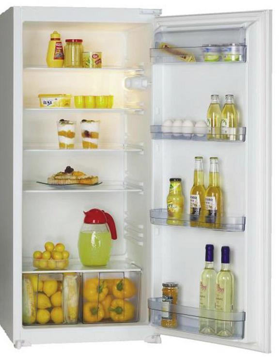 Kühlschrank Ks122.0a++ - Weiß, MODERN, Metall (54/122,5/54,5cm)