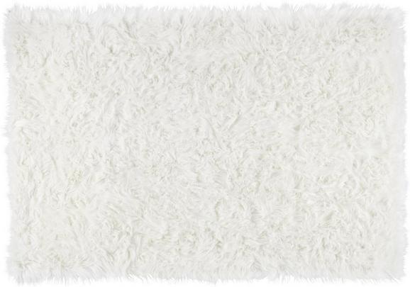 Covor Alb Teddy - Alb, ROMANTIK / LANDHAUS, Material textil (100/150cm) - Mömax modern living