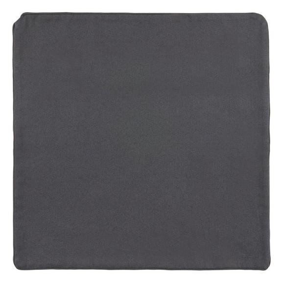 Kissenhülle STEFFI PASPEL, ca. 50x50cm - Anthrazit, Textil (50/50cm) - Mömax modern living