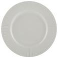 Desertni Krožnik Celina - bela, Romantika, keramika (19/1,5cm)