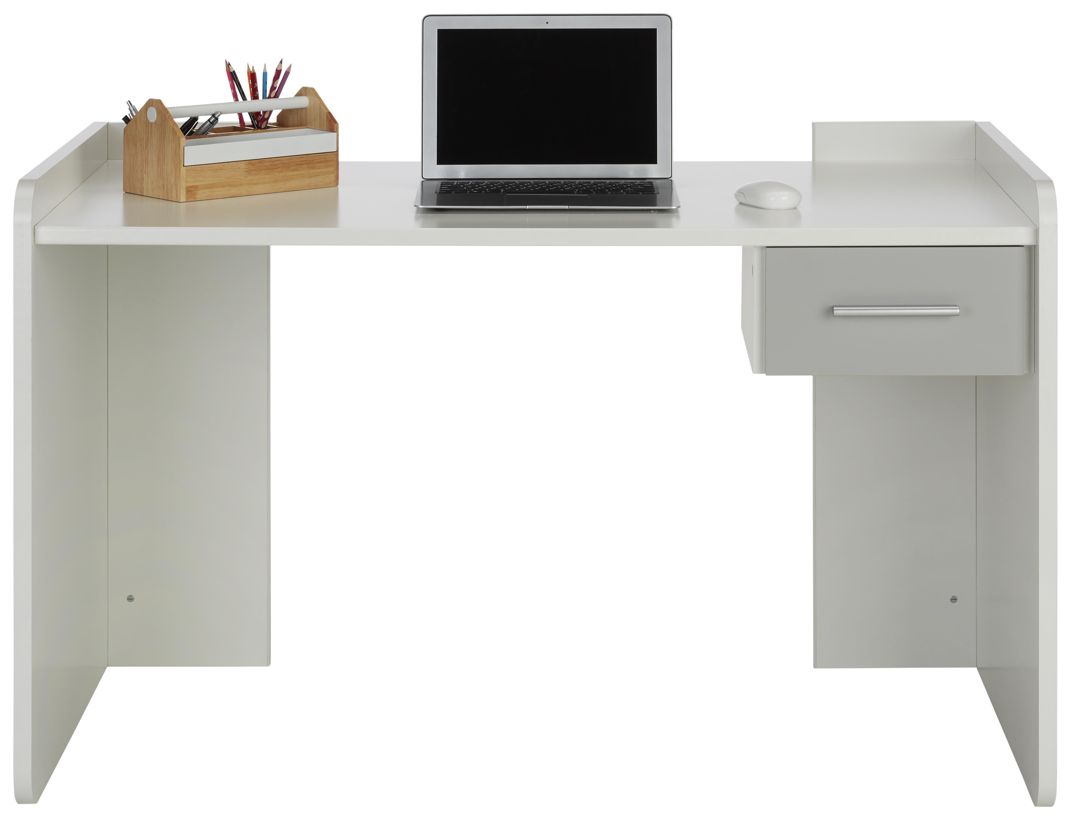 Schreibtisch In Weiss Online Kaufen Momax
