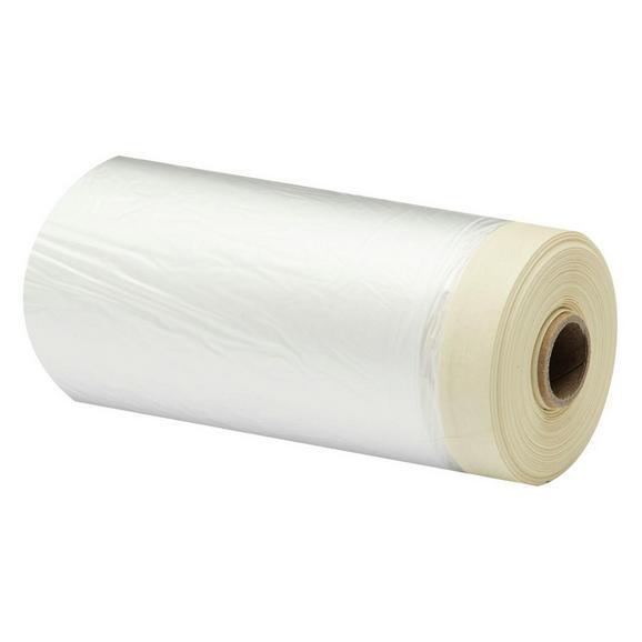 Pokrivna Folija Marli - prosojna/krem, Konvencionalno, papir/umetna masa (3300cm) - Gebol