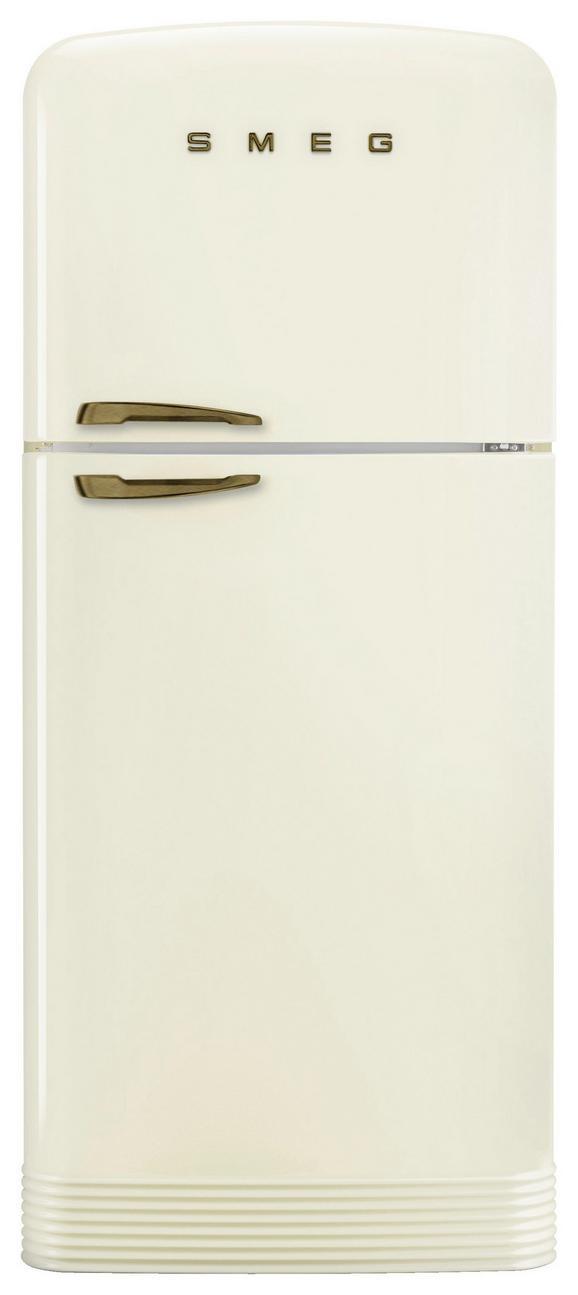 Kühl-Gefrier-Kombination Smeg Fab50rcrb - Messingfarben/Creme (80/187,5/61,5cm) - SMEG