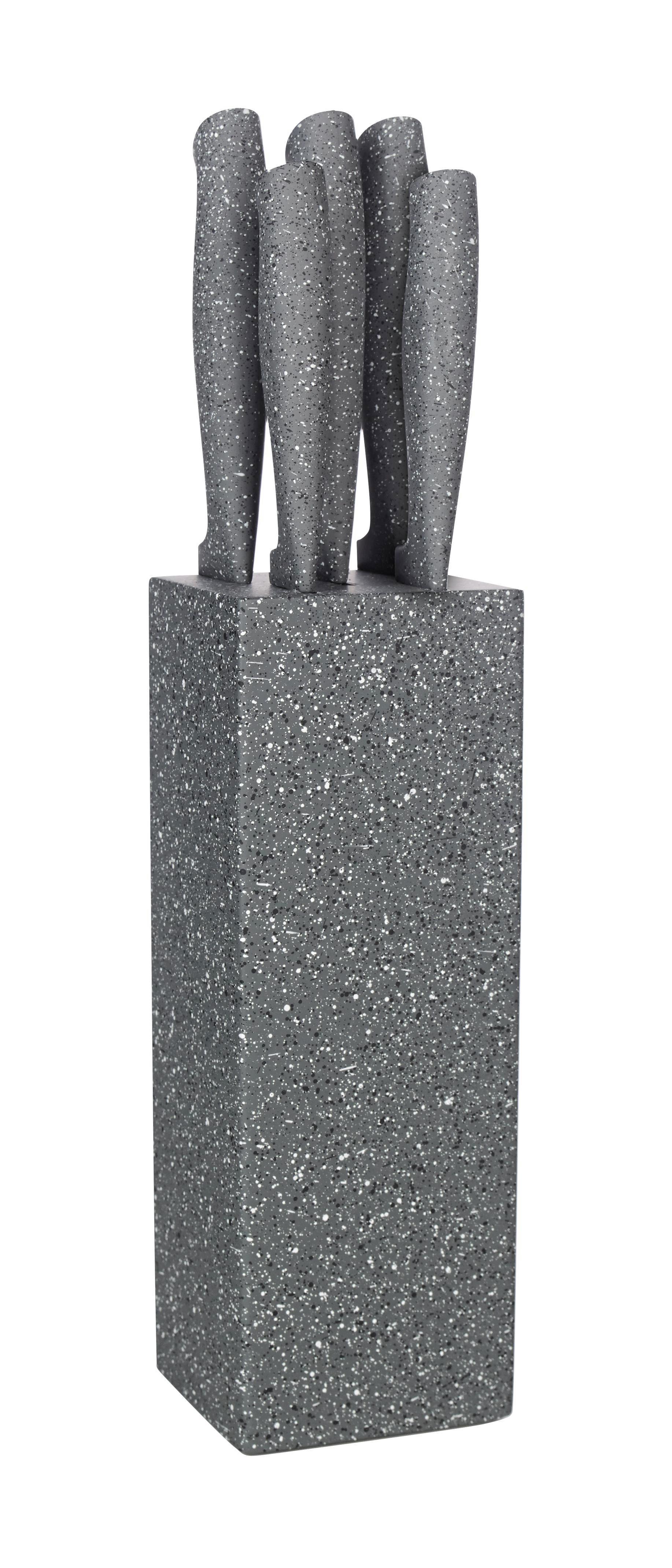 Set Nožev Garry - Moderno, kovina (8/8/35cm) - MÖMAX modern living