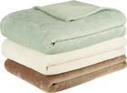 Kuscheldecke Julian Weiß 140x200cm - Weiß, Textil (140/200cm) - Mömax modern living