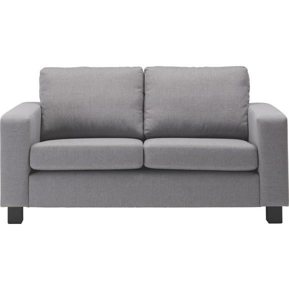 zweisitzer sofa in grau online kaufen m max. Black Bedroom Furniture Sets. Home Design Ideas