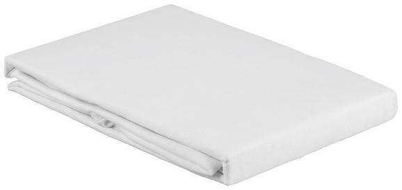 Matratzenauflage Weiß ca. 160x200cm - Weiß, Textil (160/200cm) - Mömax modern living