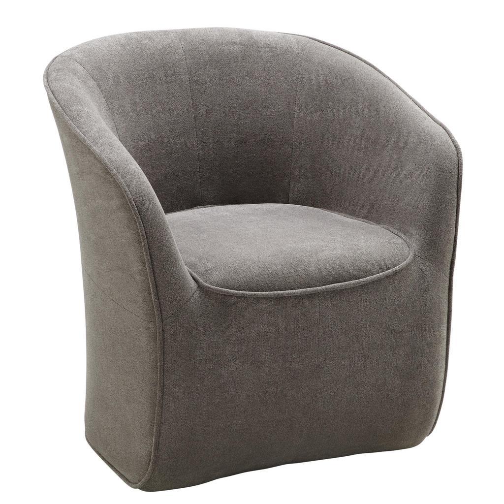 sessel braun grau haustechnik thiel. Black Bedroom Furniture Sets. Home Design Ideas