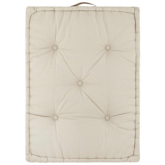 Palettenkissen Palette ca. 60x80x12cm - Naturfarben, Textil (60/80/12cm) - Mömax modern living