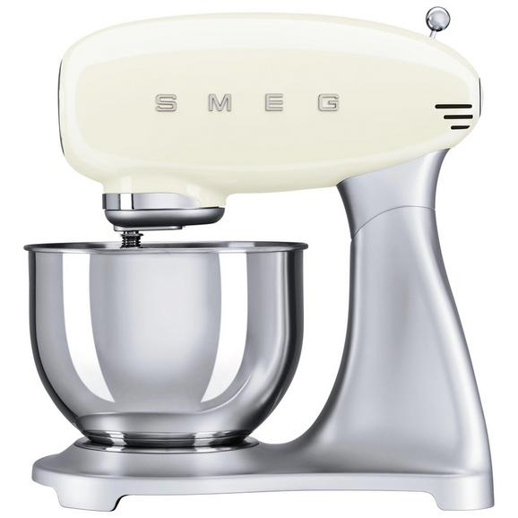 Küchenmaschine Smeg Smf01creu Creme - Creme (40,2/37,8/22,1cm) - SMEG