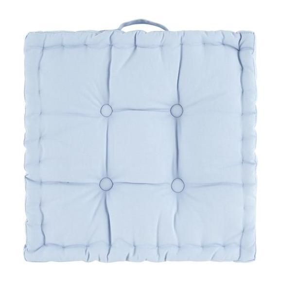 Ülőpárna Ninix - Kék, Textil (40/40/10cm) - Mömax modern living