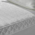 Taschenfederkernmatratze Irisette H2 90x200cm - Weiß, KONVENTIONELL, Textil (90/200/17cm) - IRISETTE