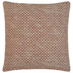 Zierkissen in Rosa ca. 50x50cm - Rosa, KONVENTIONELL, Textil (50/50cm) - Modern Living