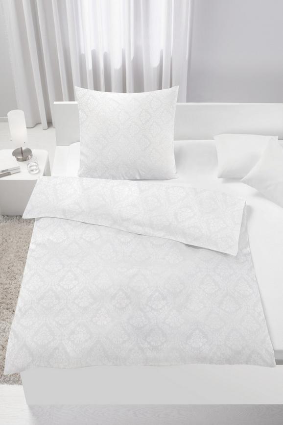 Bettwäsche Maya ca. 135x200cm - Weiß, Textil - Premium Living
