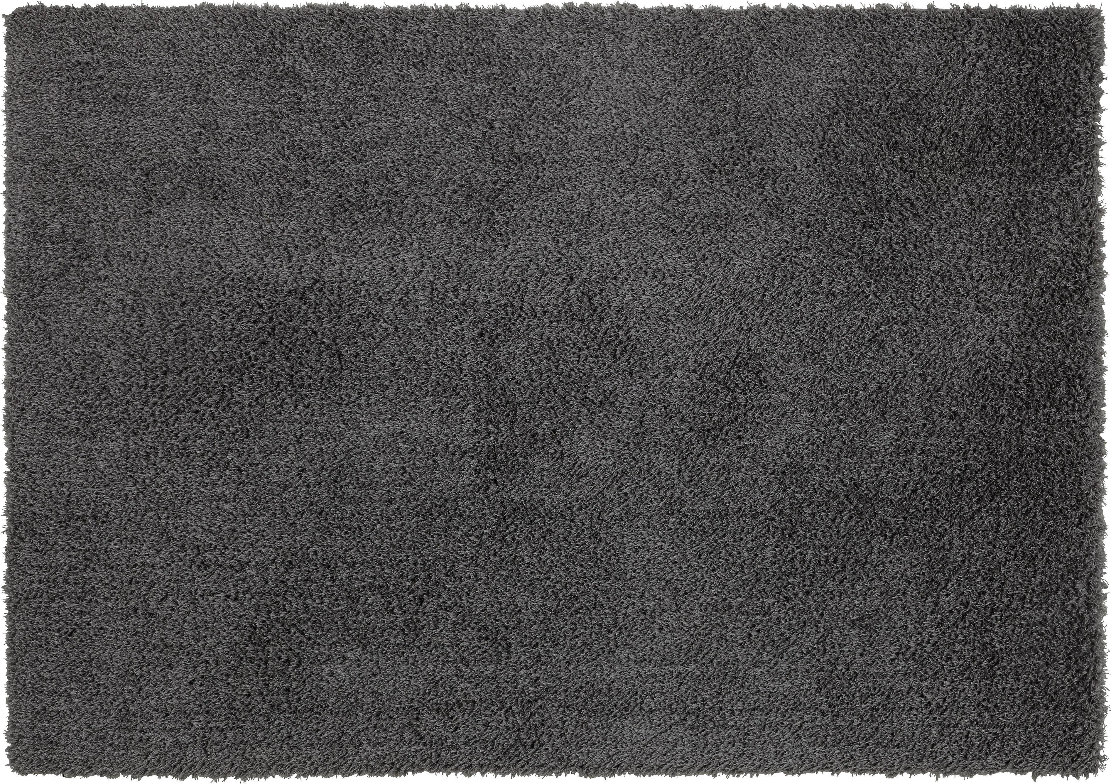 Shaggy Stefan - Hellgrau, MODERN (120/170cm) - MÖMAX modern living
