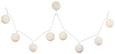 Svetlobna Girlanda Schnurli - bela, Romantika, umetna masa (6/170cm) - Mömax modern living
