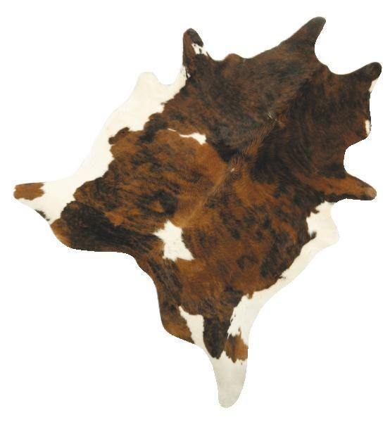 Goveja Koža Heino - črna/rjava, tekstil (2-3qm) - Mömax modern living