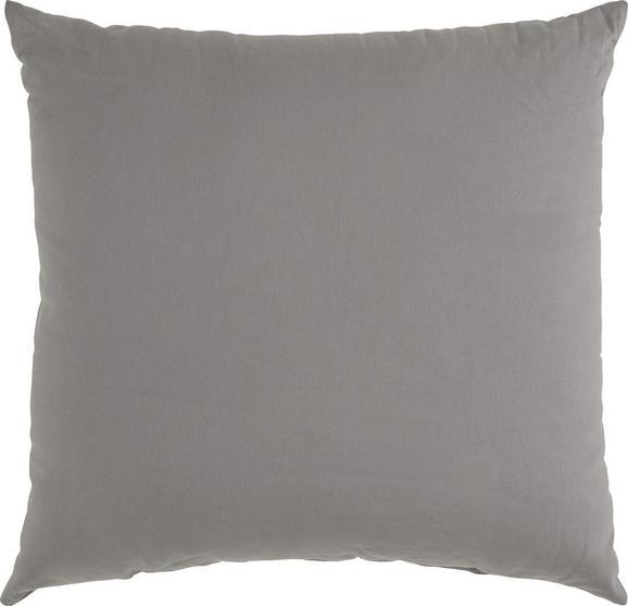 Zierkissen Bigmex ca. 65x65cm - Anthrazit, Textil (60/60cm) - Mömax modern living