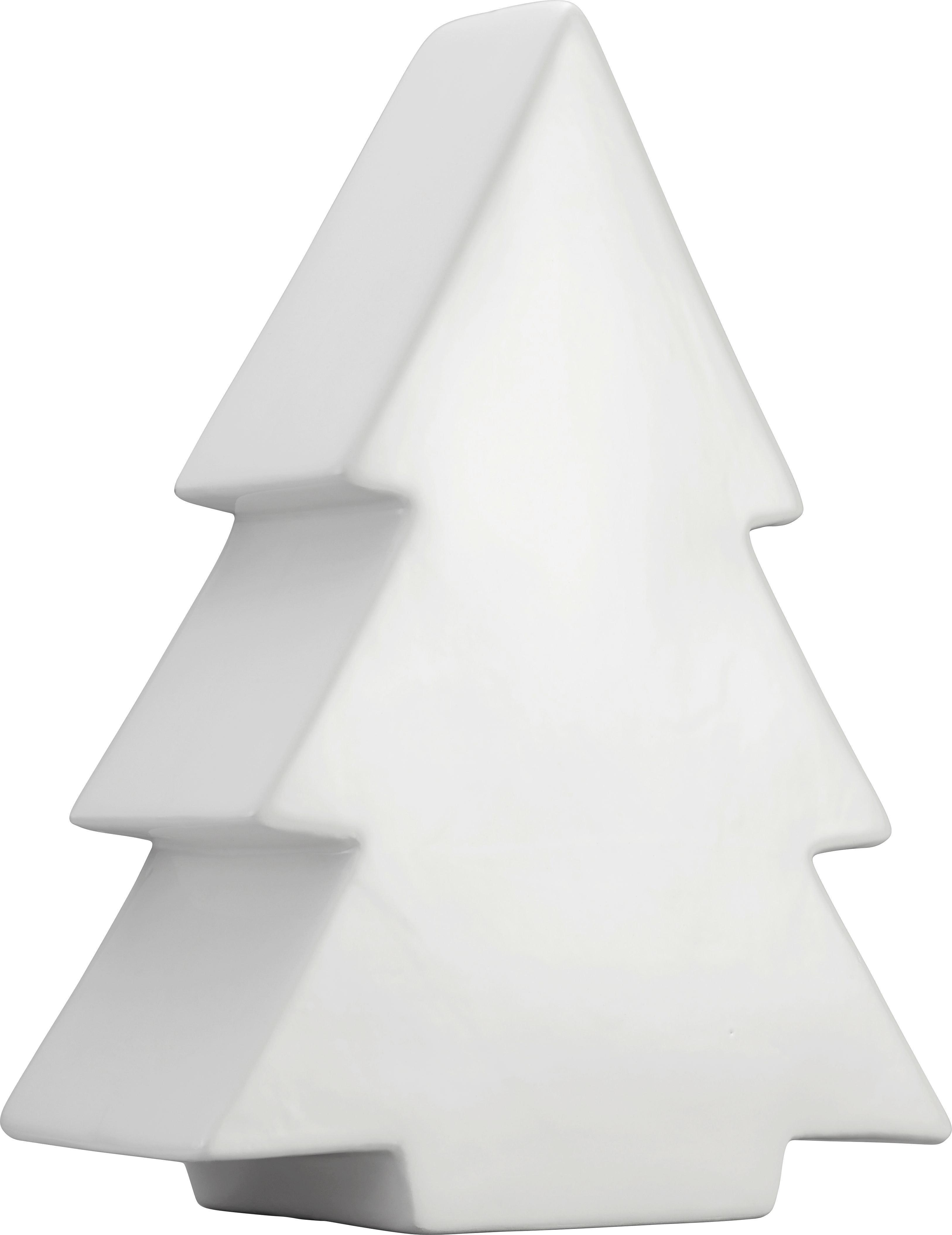 Dekor Fa Luise - fehér, kerámia (7,5/4,3/16cm) - MÖMAX modern living
