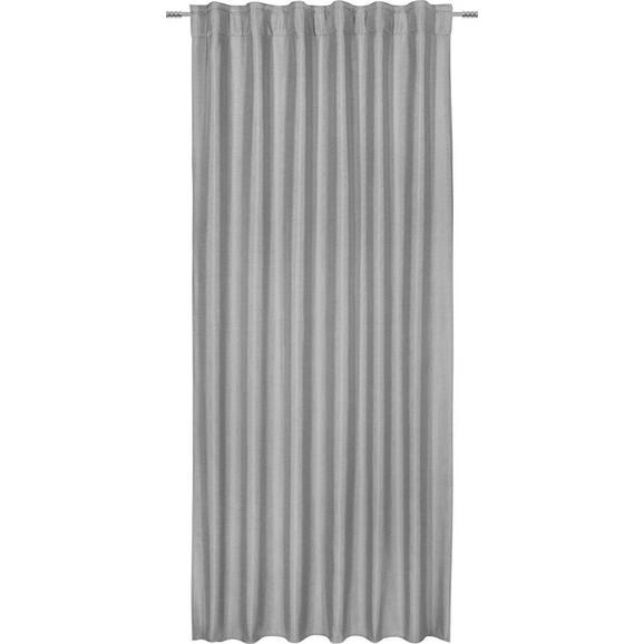 Zatemnitvena Zavesa Thermo - siva, Moderno, tekstil (140/245cm) - Mömax modern living