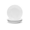 "Farfurie Pentru Desert ""billy"" - alb, Modern, ceramică (20,5cm) - Modern Living"
