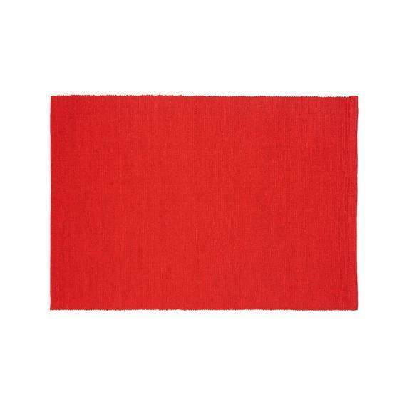 Suport Farfurii ''maren'' - roșu, textil (33/45cm) - Based