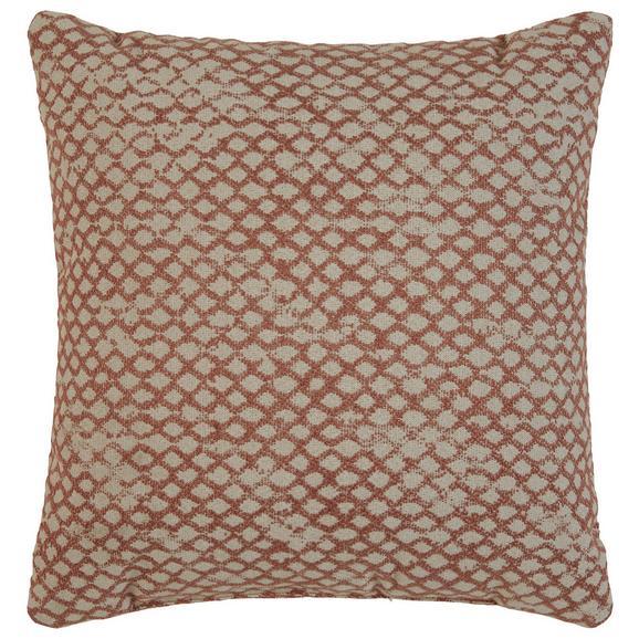 Zierkissen in Rosa ca. 40x40cm - Rosa, KONVENTIONELL, Textil (40/40cm) - Modern Living