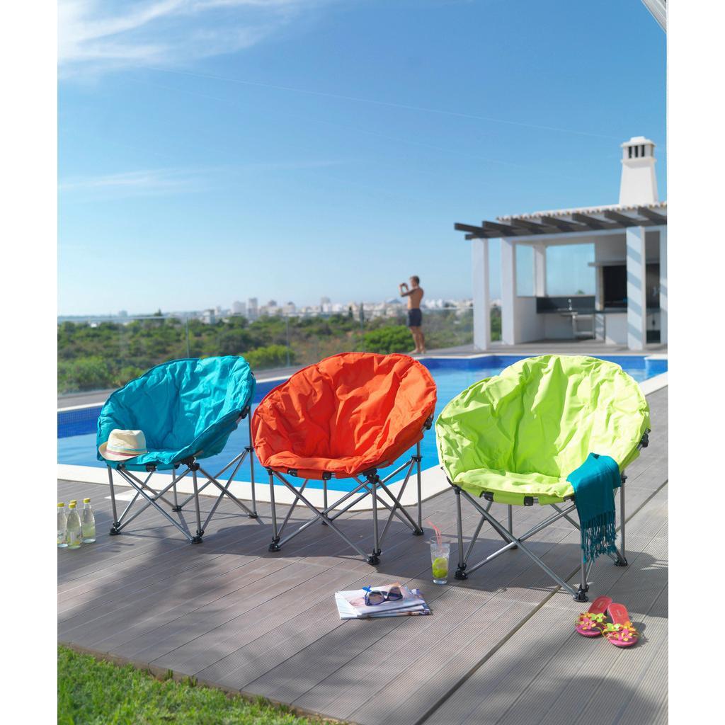 Campingsessel Lyon in Anthrazit   Baumarkt > Camping und Zubehör > Campingmöbel   Mömax modern living