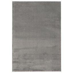 Tuftteppich Mailand 2 in Hellgrau - Hellgrau, MODERN, Textil (133/180cm) - Modern Living