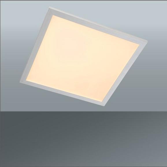Stropna Led-svetilka Dila - Konvencionalno, kovina/umetna masa (37,5/37,5/4cm) - MÖMAX modern living