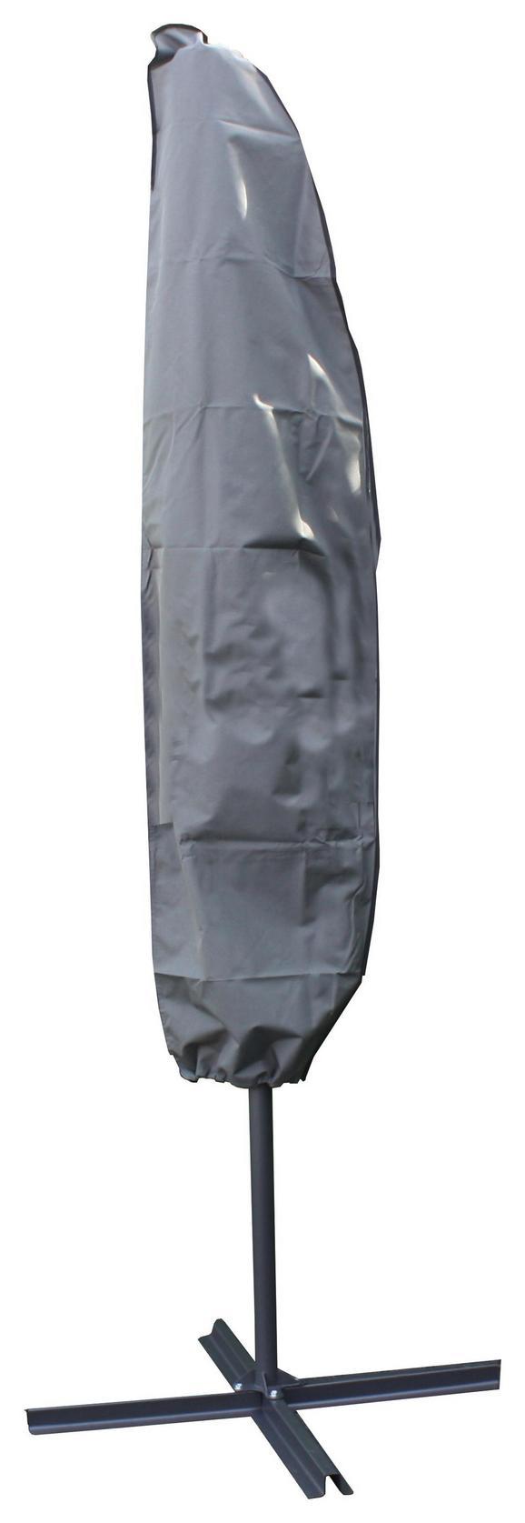 Schirmhülle Cover in Grau - Grau, Textil (60/220/cm) - Modern Living