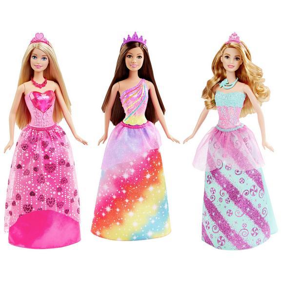Punčka Barbie Dreamtopia - umetna masa (2/32/12,7cm)