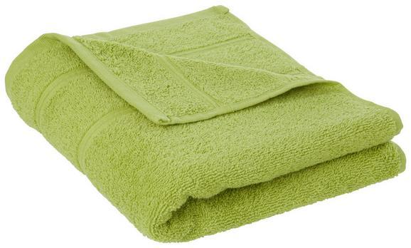 Brisača Melanie - zelena, tekstil (50/100cm) - MÖMAX modern living