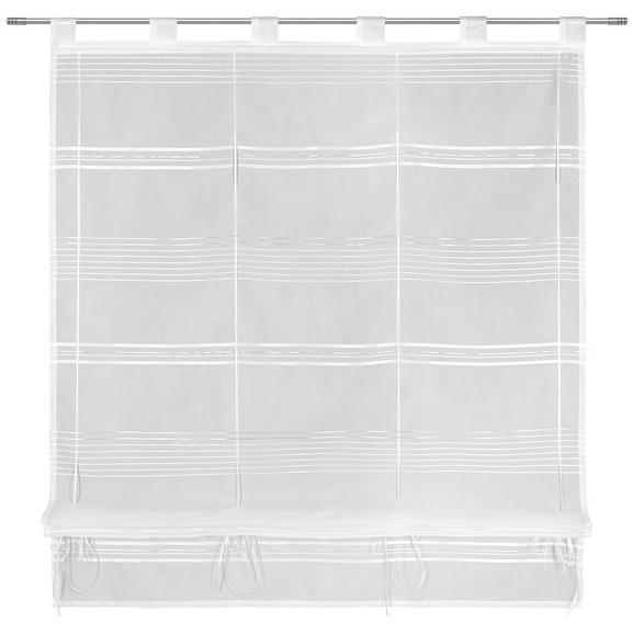Rolo S Trakci Louis - bela, Konvencionalno, tekstil (100/140cm) - Mömax modern living