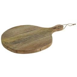 Deska Za Rezanje Manu - naravna, les (32/42/2cm)