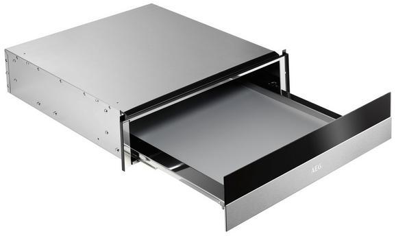 Wärmeschublade AEG Kdk911421m - Edelstahlfarben, Metall (26,6/50,4cm) - AEG