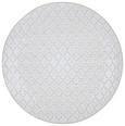 Plitvi Krožnik Riley - naravna, Trendi, keramika (26cm) - Mömax modern living