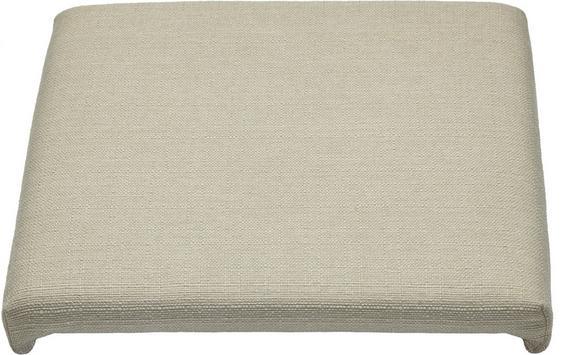 Klemmkissen in Grau, ca. 45x08x45cm - Grau, Textil (45/08/45cm) - Zandiara