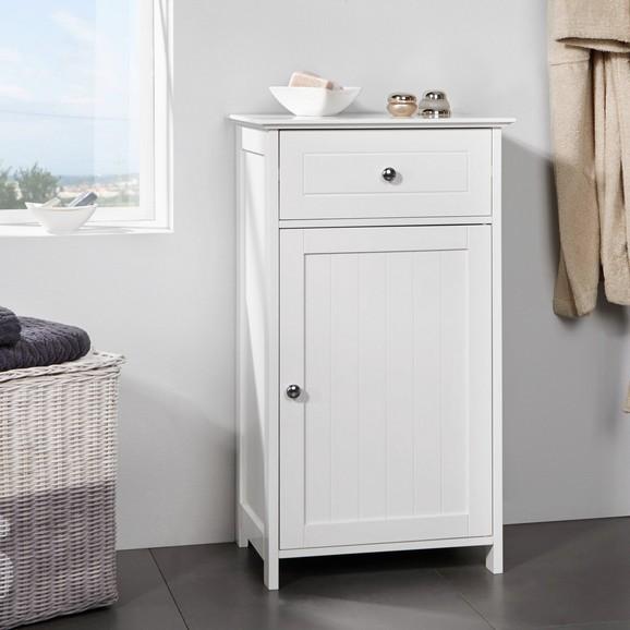badezimmerschrank bianca wei modern holzmetall 437734cm - Badezimmerschrank