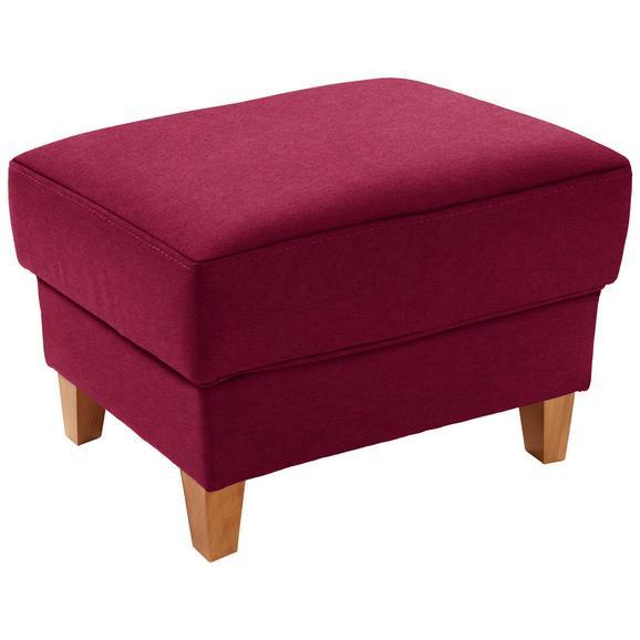 Tabure Country - boje bobica/svijetlo smeđa, Romantik / Landhaus, drvni materijal/drvo (68/43/47cm)