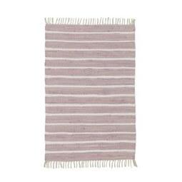 Handwebeteppich Toni in Rosa ca. 60x120cm - Rosa, MODERN, Textil (60/120cm) - Mömax modern living