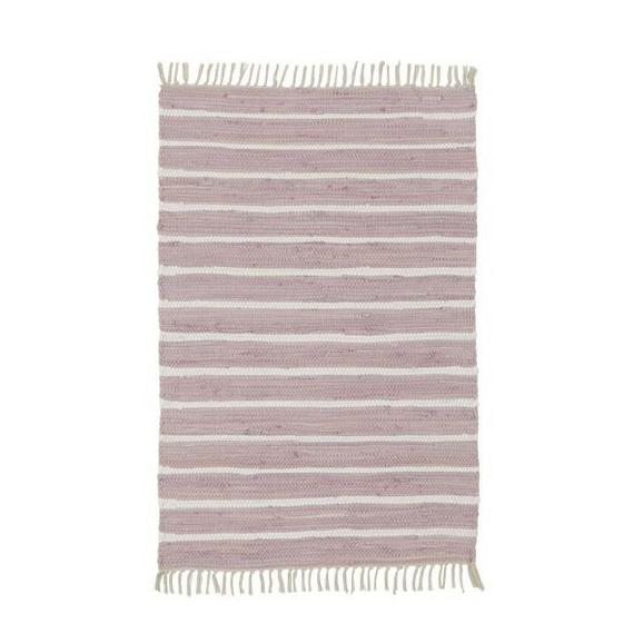 Handwebeteppich Toni in Rosa ca.80x150cm - Rosa, MODERN, Textil (80/150cm) - Mömax modern living