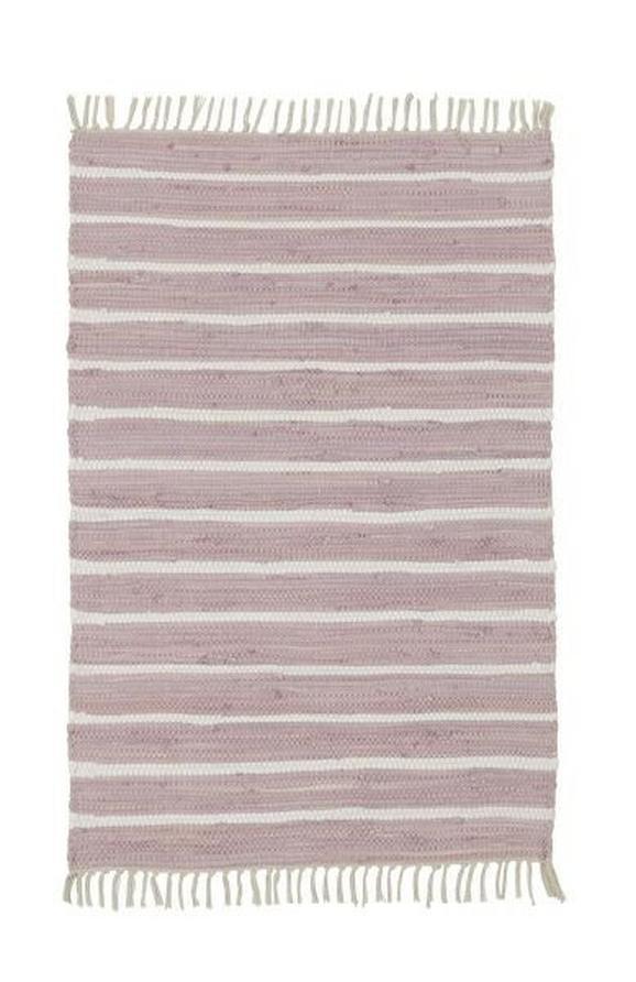 Ročno Tkana Preproga Toni 2 - roza, Moderno, tekstil (80/150cm) - Mömax modern living