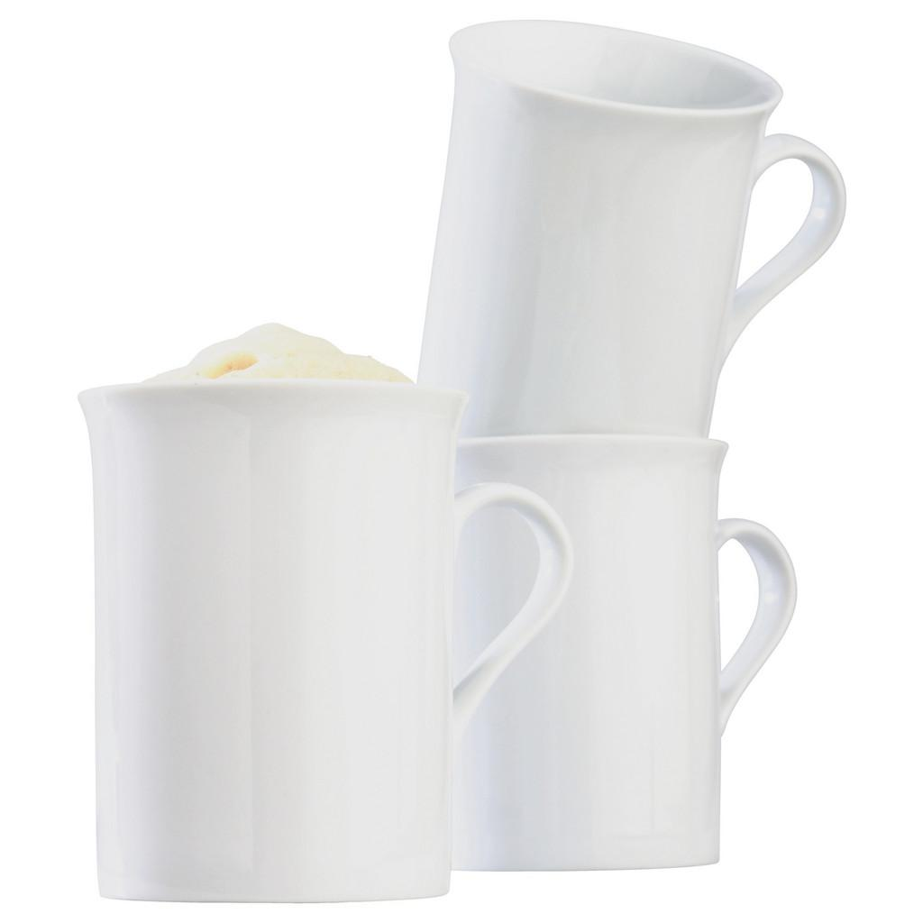 Kaffeebeche Adria aus Porzellan ca. 255ml