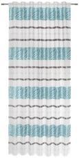 Fertigvorhang Anita Jade 140x245cm - Jadegrün, KONVENTIONELL, Textil (140/245cm) - Mömax modern living