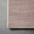 Flachwebeteppich Kate in Flieder ca. 160x230cm - Flieder/Weiß, MODERN, Textil (160/230cm) - Boxxx