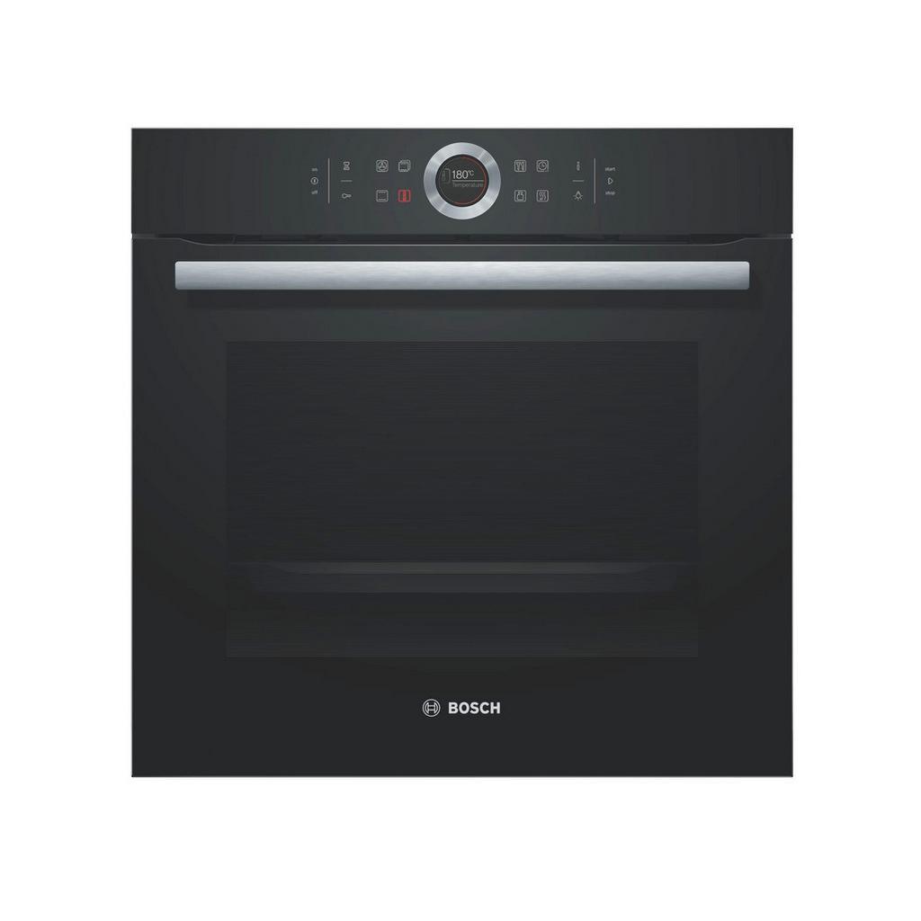 Einbaubackofen Bosch Hbg635bb1, EEZ A+ | Küche und Esszimmer > Küchenelektrogeräte > Herde und Backöffenen | Schwarz | Bosch