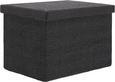Škatla Za Shranjevanje Cindy - antracit, Moderno, tekstil (38/24/26cm) - Mömax modern living